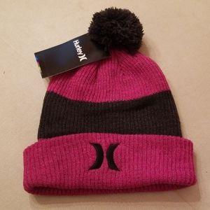 2/$26 NWT Unisex Hurley Hat